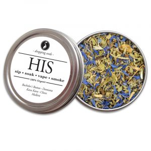 HIS Organic Herbal Smoke Tea Bath Vape Aromatherapy Blends