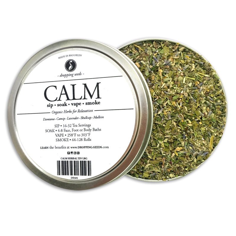 Calm Multi Use Herbal Blend Live Stress Free