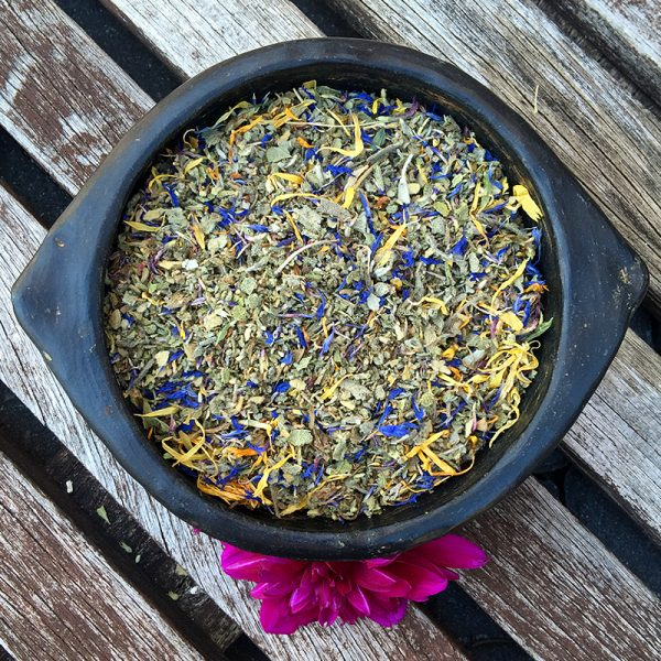 Organic Herbal Smoke Tea Bath Vape Aromatherapy Blends