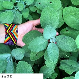 Organic Herbal Smoke Tea Bath Blends