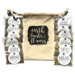 Organic Herbal Smoke Tea Bath Vape Blends