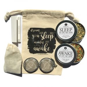 Organic Herbal Smoke Tea Bath Vape Blends