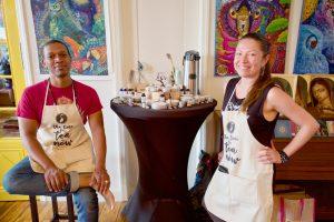 Herbal Smoke Blend Pop-Ups NYC Summer 2017