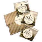 Organic Hemp Fortified Herbal Smoke Tea Bath Vape Aromatherapy Blends