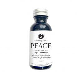 PEACE CBD THC Hemp/Cannabis Organic Herbal Eliquid Vape Aromatherapy Mocktail Cocktail Bitter