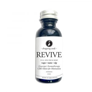 REVIVE CBD THC Hemp/Cannabis Organic Herbal Eliquid Vape Aromatherapy Mocktail Cocktail Bitter