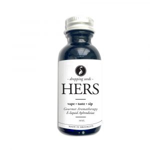 Hers Organic Herbal Liquid Vape Aromatherapy Cocktail Mocktail Bitter