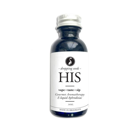 His Organic Herbal Liquid Vape Aromatherapy Cocktail Mocktail Bitter