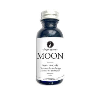 Moon Organic Herbal Liquid Vape Aromatherapy Cocktail Mocktail Bitter