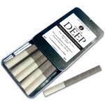 PreRoll Organic Hemp Fortified Herbal Smoke Tea Bath Vape Aromatherapy Blends DEEP